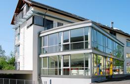 Bürogebäude mit Läden Rosenheim