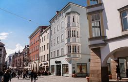 Geschäftshaus Max-Josefs-Platz 24 Rosenheim