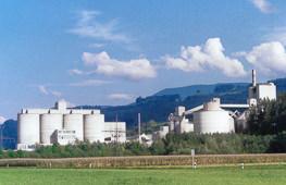 Zementwerk Rohrdorf