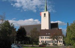 Pfarrkirche Christkönig Rosenheim