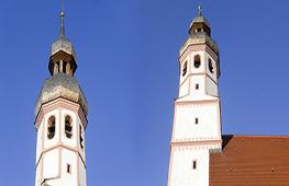 Filialkirche Westerndorf St. Peter Rosenheim