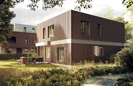 Tragwerksplanung Wohnquartier in Lagom am Ammersee