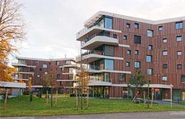 Tragwerksplanung Wohnen am Spinnereipark Kolbermoor