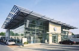 Volkswagenzentrum Rosenheim