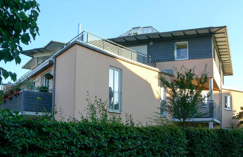 Wohnanlage Hammerweg Rosenheim