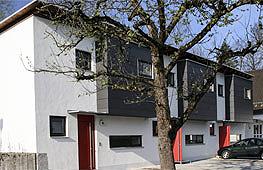 Wohnhaus Chiemseestraße Rosenheim