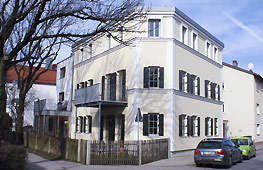 Mehrfamilienhaus Herbststraße Rosenheim