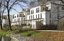 Wohnanlage Nicklwiese Rosenheim